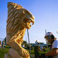 chainsaw carving