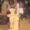 dennis beach - chainsaw carving master