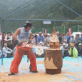 chainsaw competitions